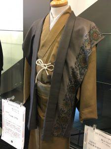 男着物2017秋きものリサーチ