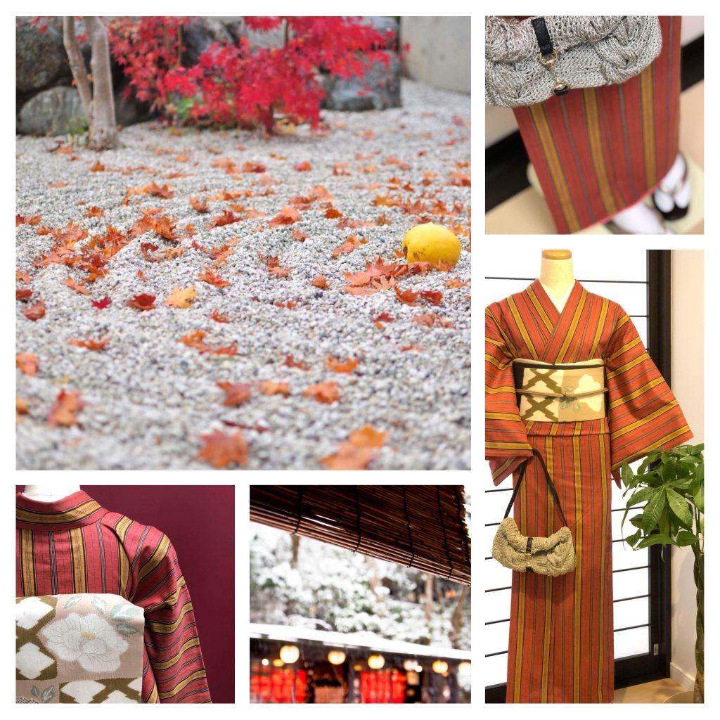 東京オリンピックをきっかけに着物を着よう パーソナルキモノスタイリング 頂き物のきものを自分スタイルにする方法