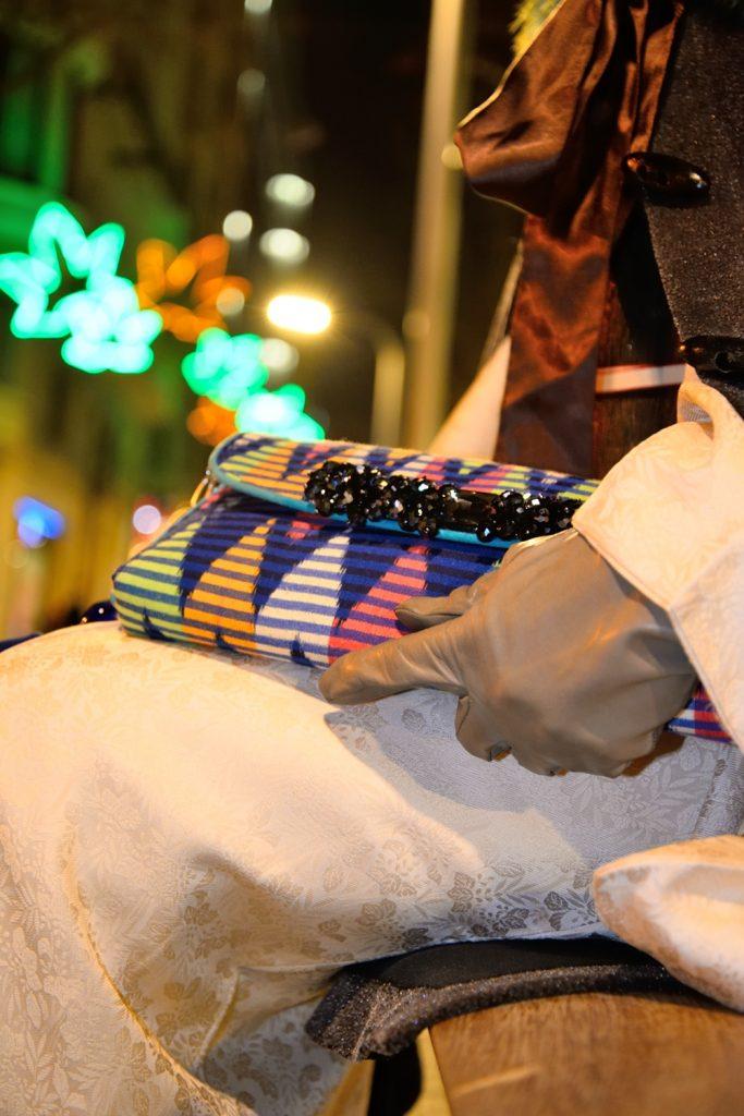スペインバルセロナ着物 パーソナルキモノスタイリング クリスマスきもの