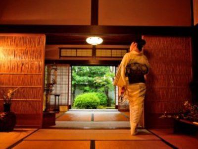 Yukata y kimono de lino para adultos.