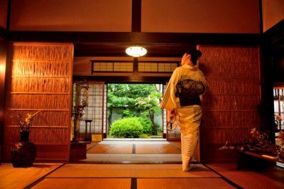 kimono viaje por Japón Shiga