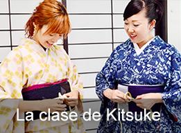 La clase de Kitsuke