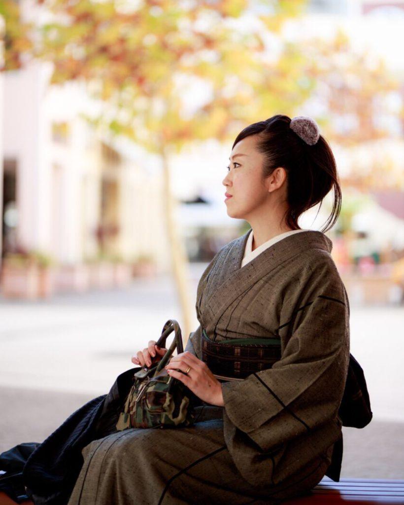 齋藤優見yumi saito estilista kimono