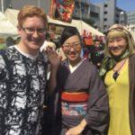国際平和と着物 国際交流フェスティバル