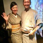 伊藤研人さんと世界着物、海外着物
