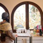 着物で旅に出掛けよう。キモノバルセロナ NADALワインボデガ