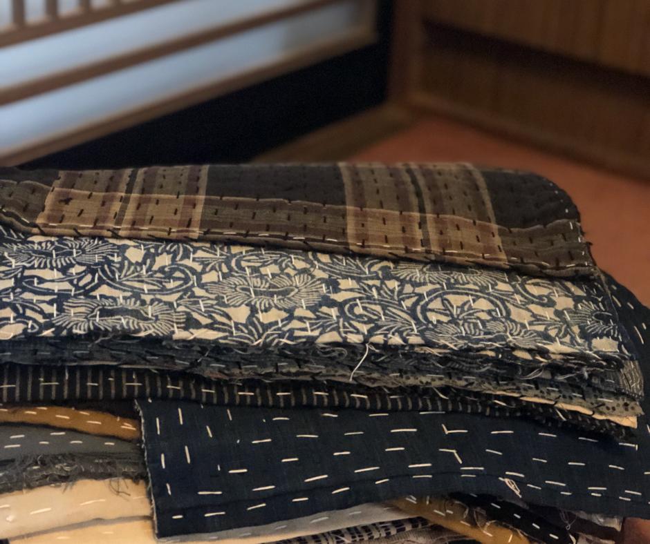 キモノワールドライフ 相模原 橋本 着物の最後は雑巾になるまで 用の美