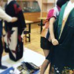 美容師さんのための振袖研修会 国家検定着付け技能士1級対策 キモノワールドライフ 橋本
