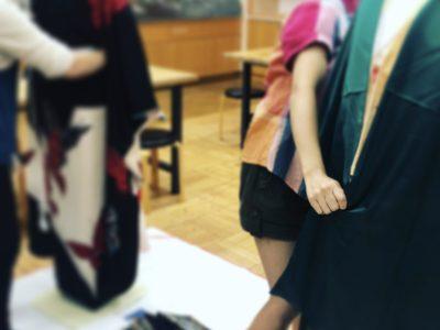 美容師・着付け技能士のための振袖研修会 第8回目開催しました。 (国家検定 『着付け技能士』実技試験対応