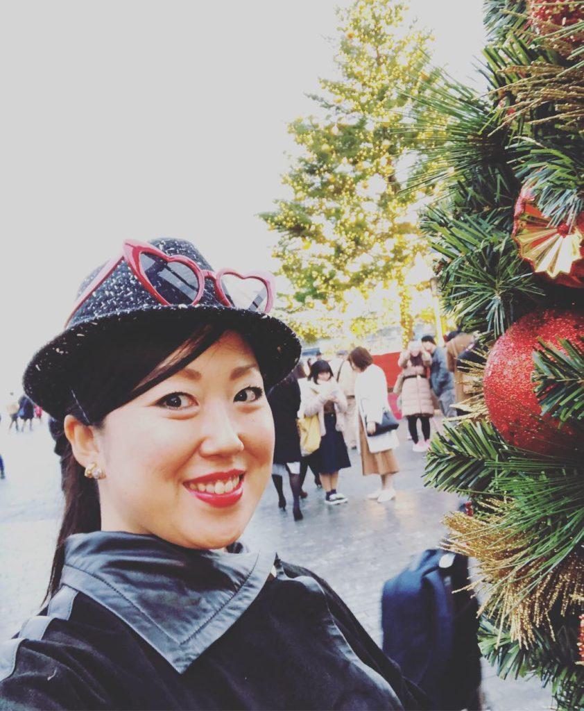 クリスマス着物 スタイリング着付け 赤レンガ倉庫 齋藤優見
