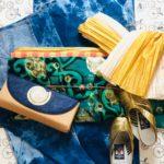 ゴールド金 自分に似合う着物コーデ パーソナルスタイリング 装いカラーコーデ