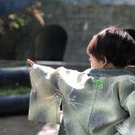 赤ちゃん着物 着物リメイク 日本文化を学ぶ