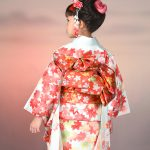 七五三着物レンタル撮影 前撮り 相模原市神明神社